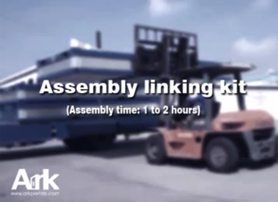 Assembly Transpack Cabin